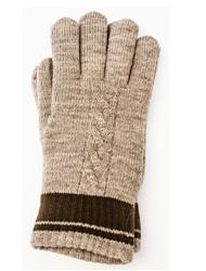G3220M- Men's Winter Gloves- Lined with Cable