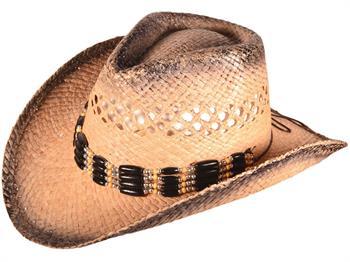 BuckWholesale.com - Straw Cowboy Hat