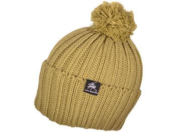 Pom Pom Knit Ski Beanie