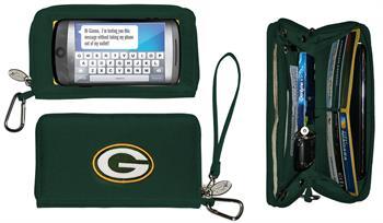 NFL Deluxe Texting Wallet