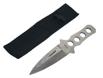 """7"""" THROWING KNIFE WITH SHEATH"""