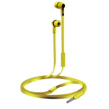 Coby Tangle Free Rush Stereo Earbuds