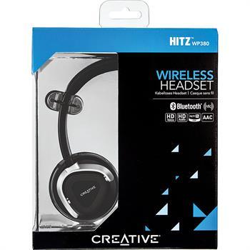 Creative Labs Wireless Bluetooth Headphones with Mic