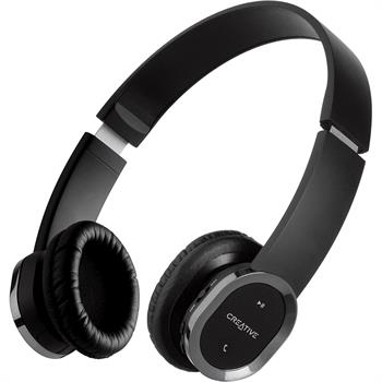 Fesco Distributors - Creative Labs Wireless Bluetooth Headphones with Mic