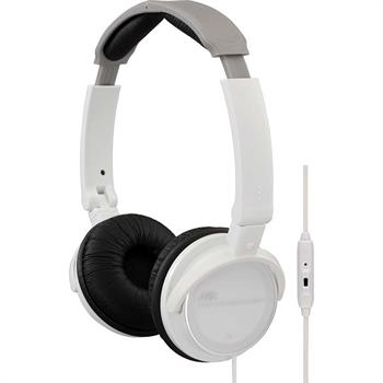 JVC Lightweight Headphones with Mic & Remote