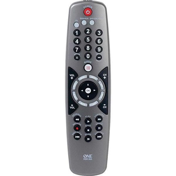 Fesco Distributors - One For All 3-Device Universal Remote