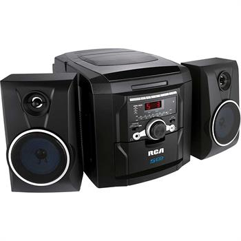 RCA 5 Disc CD Audio System