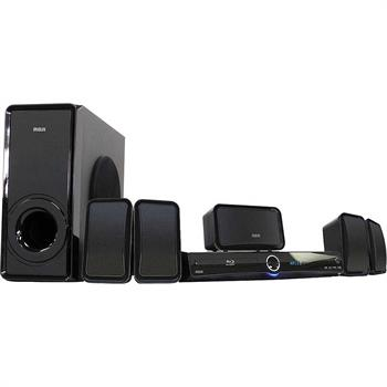 RCA 1000W Home Theater System with Blu-ray Player
