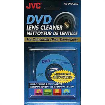 "JVC Mini DVD 3"" Lens Camcorder Cleaning Disc"