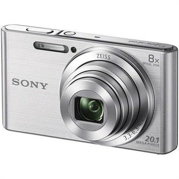 Sony 20.1MP Digital Camera, Silver