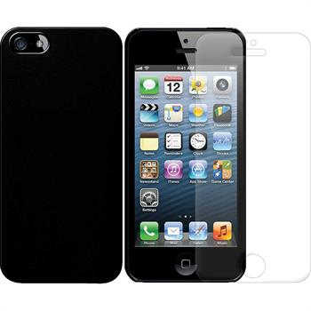 Amzer 1 MM Super Slim Case with Screen Protector For iPhone 5