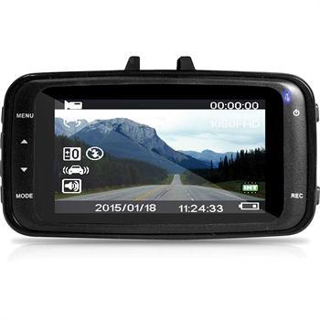 Coby 1080p Dash Cam & DVR