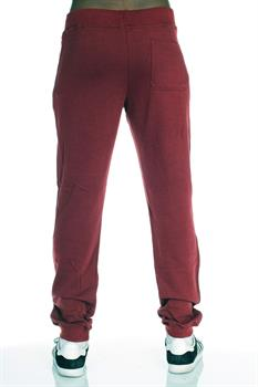 MEN'S - RAISIN RED - DRAW STRING JOGGER PANTS