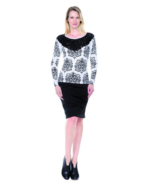 Gizele by C&M Import - WOMAN TOP