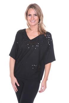 Woman Short Sleeve Top