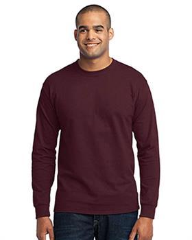 Port & Company ® Tall Long Sleeve 50/50 Cotton/Poly T-Shirt