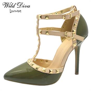 Wild Diva Lounge ADORA-64 HIGH HEELS PUMPS