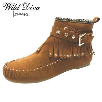 Wild Diva Lounge KALISA-63 WINTER BOOTS