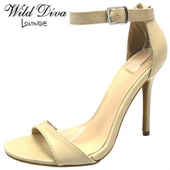 Wild Diva Lounge ADELE-174 HIGH HEEL SANDALS