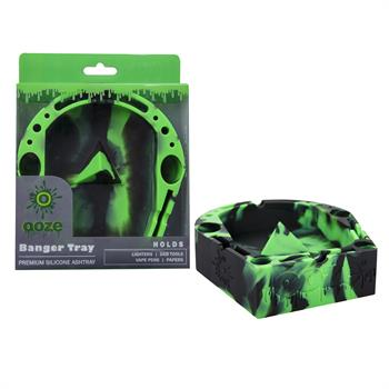 Ooze Banger Tray Premium Silicone Ashtray